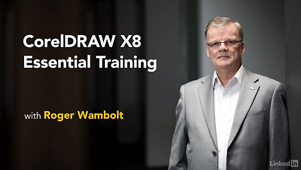 Lynda - CorelDRAW X8 Essential Training