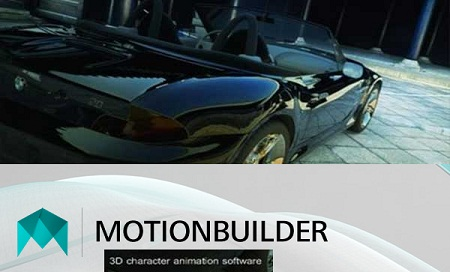 Autodesk – MotionBuilder 2017 Win x64