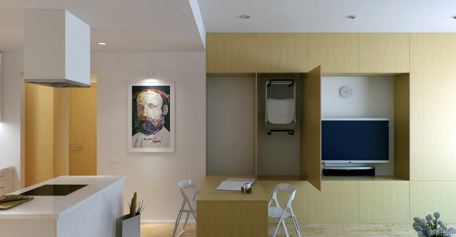 室内客厅3D模型集合下载 - Living Room 3D Models Collection