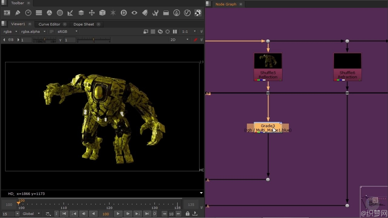 VRay�ƹ���Ⱦ��Ƶ�̳� - Introduction to Lighting and Rendering with V-Ray