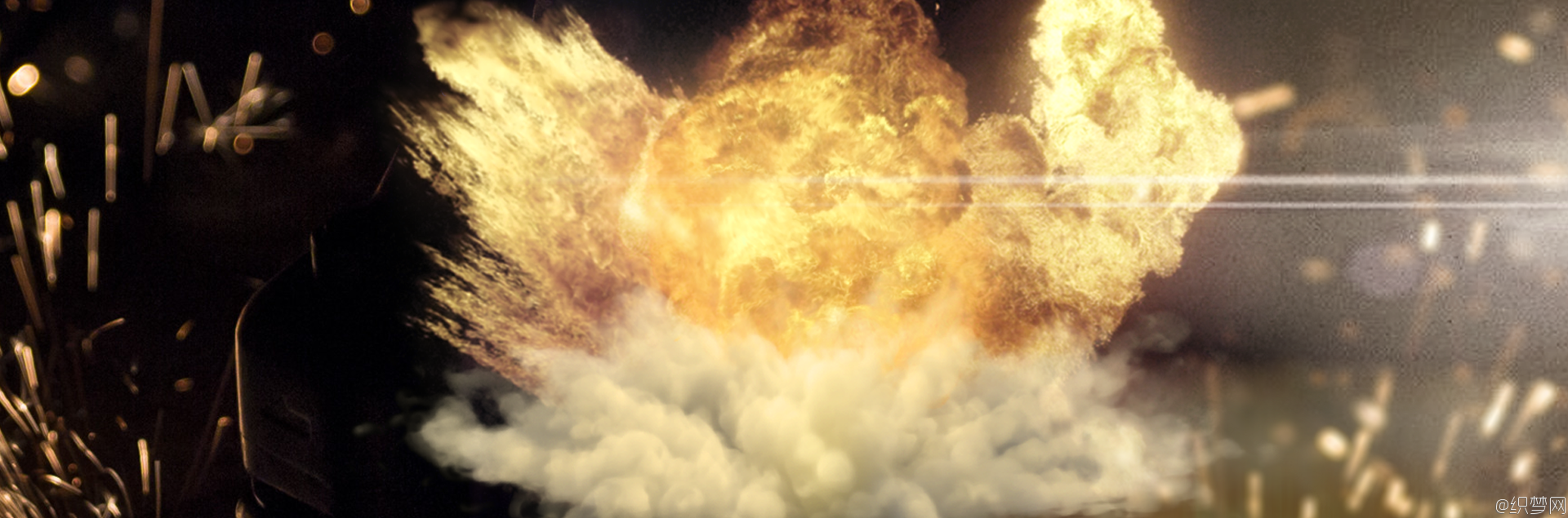4K���屬ը��Ч��Ƶ�ز� - Combust 4K Fire Explosions Pack - VfxCentral