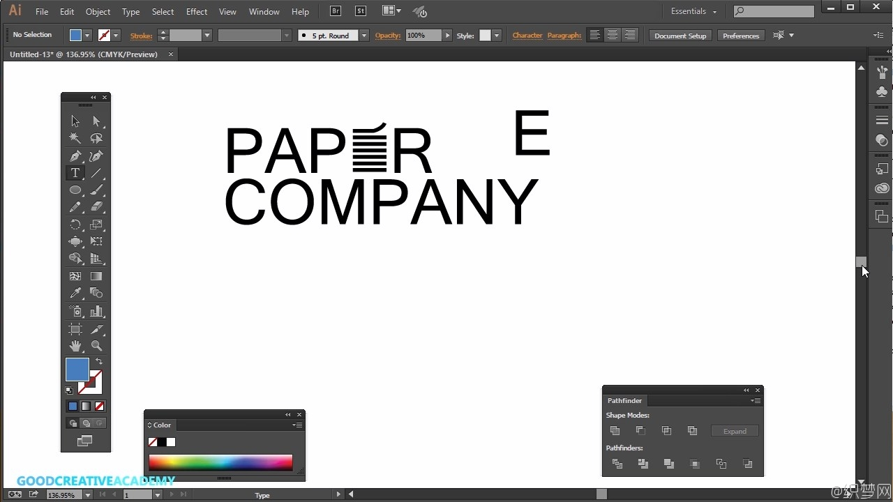 Logo��Ƽ�����Ƶ�̳� - Logo Design Techniques in Adobe Illustrator