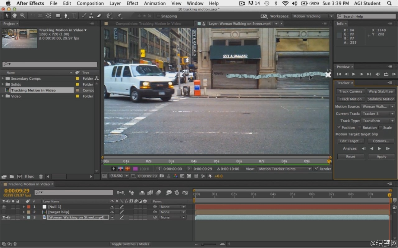 After Effects CC全面学习视频教程 - LearnNowOnline - After Effects CC Part 1 - 4