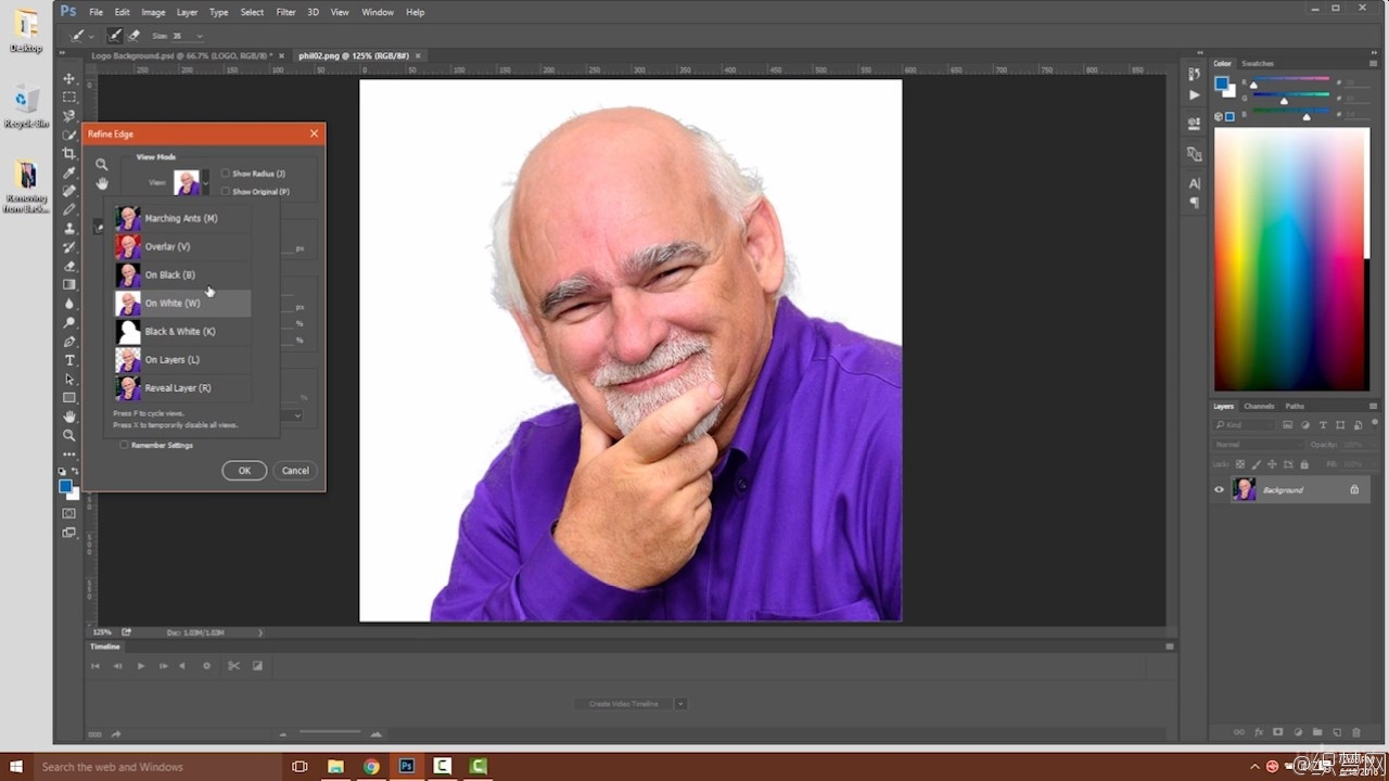 Photoshop平面设计视频教程 - Photoshop for Online Instructors