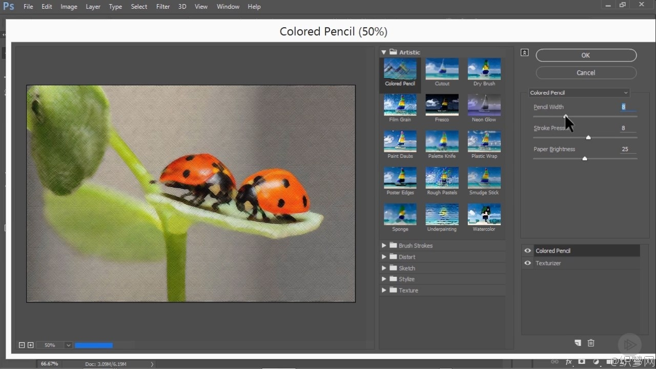 Photoshop CC滤镜使用视频教程 - Photoshop CC Working with Filters - Pluralsight
