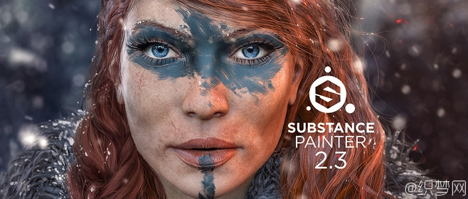 Substance Painter 2.3
