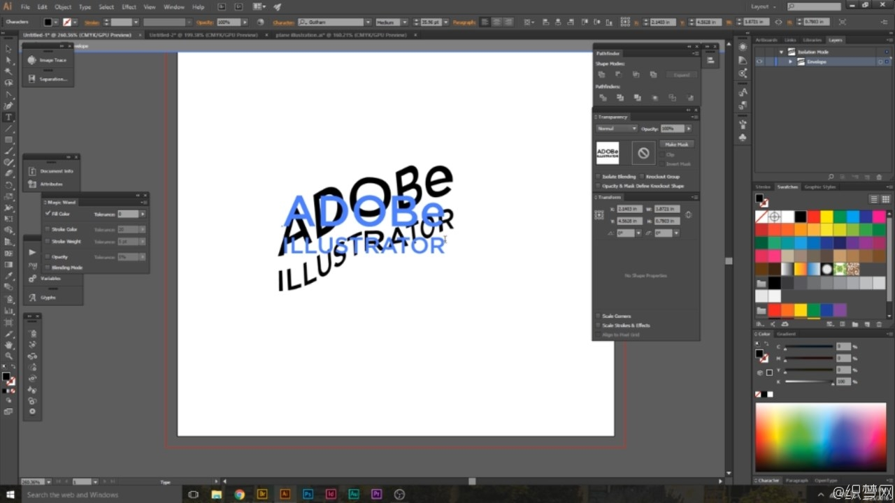 你不知道的Illustrator高效率工具视频教程 - Adobe Illustrator Secrets