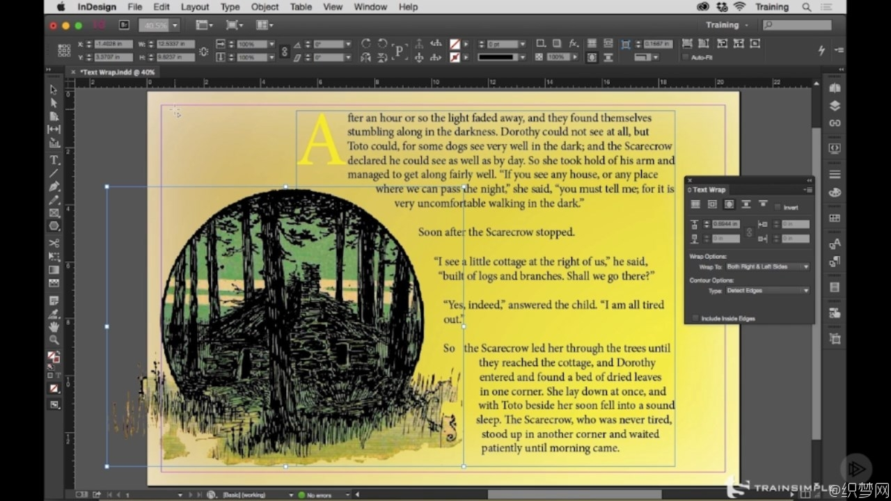 InDesign CC制作固定布局电子书教程 - InDesign CC Creating Fixed-Layout eBooks