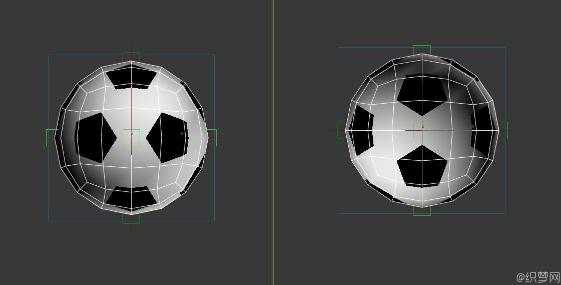 足球3D模型下载 - Soccer ball 3D Model