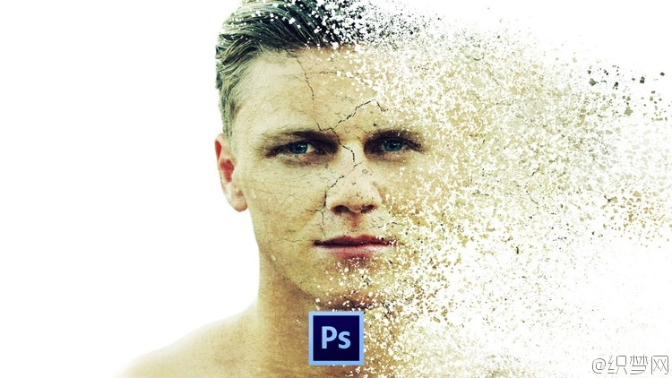 Photoshop破碎效果视频教程 - Disintegration Effect Photoshop