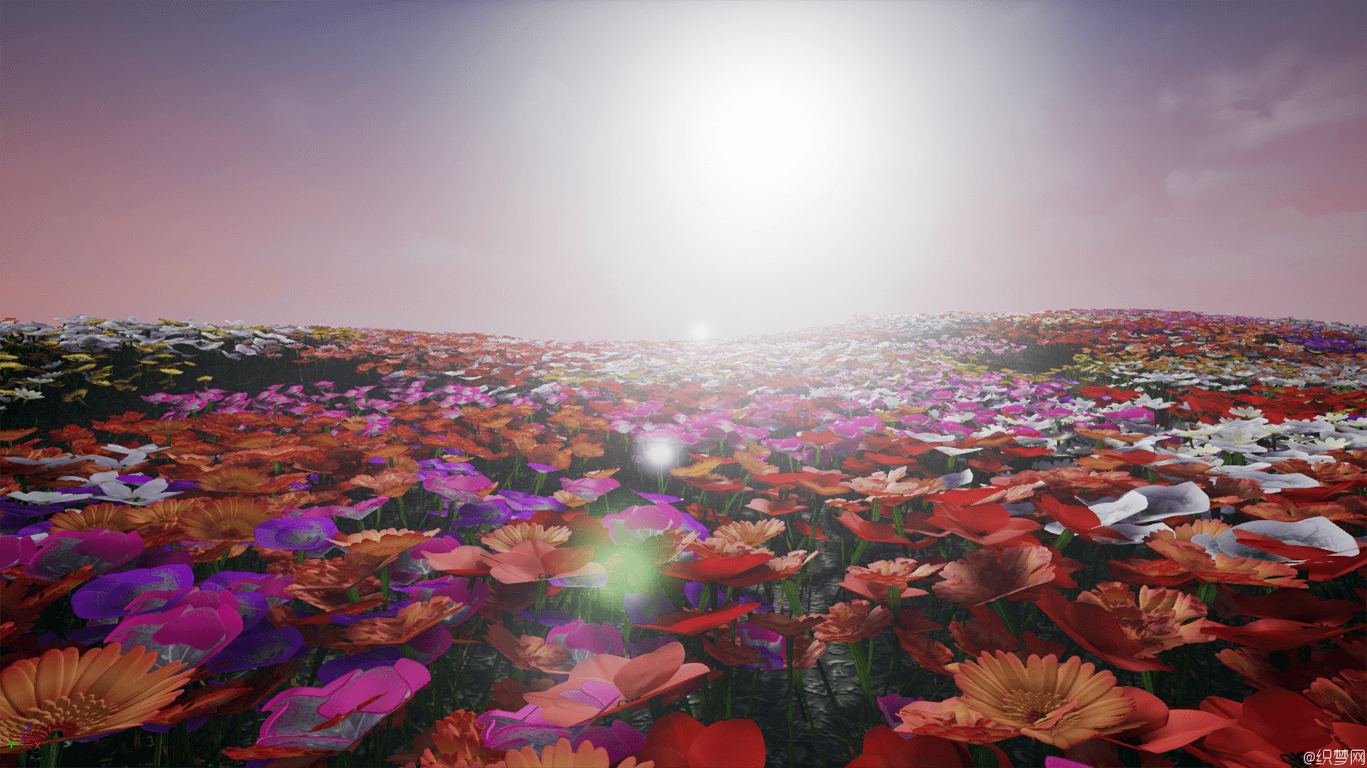 虚幻引擎4植物3D模型包 - Unreal Engine 4 Marketplace - Plants Pack