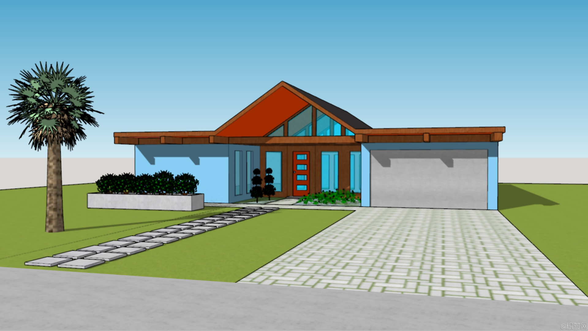 SketchUp 2017基础学习视频教程 - SketchUp 2017 Essential Training