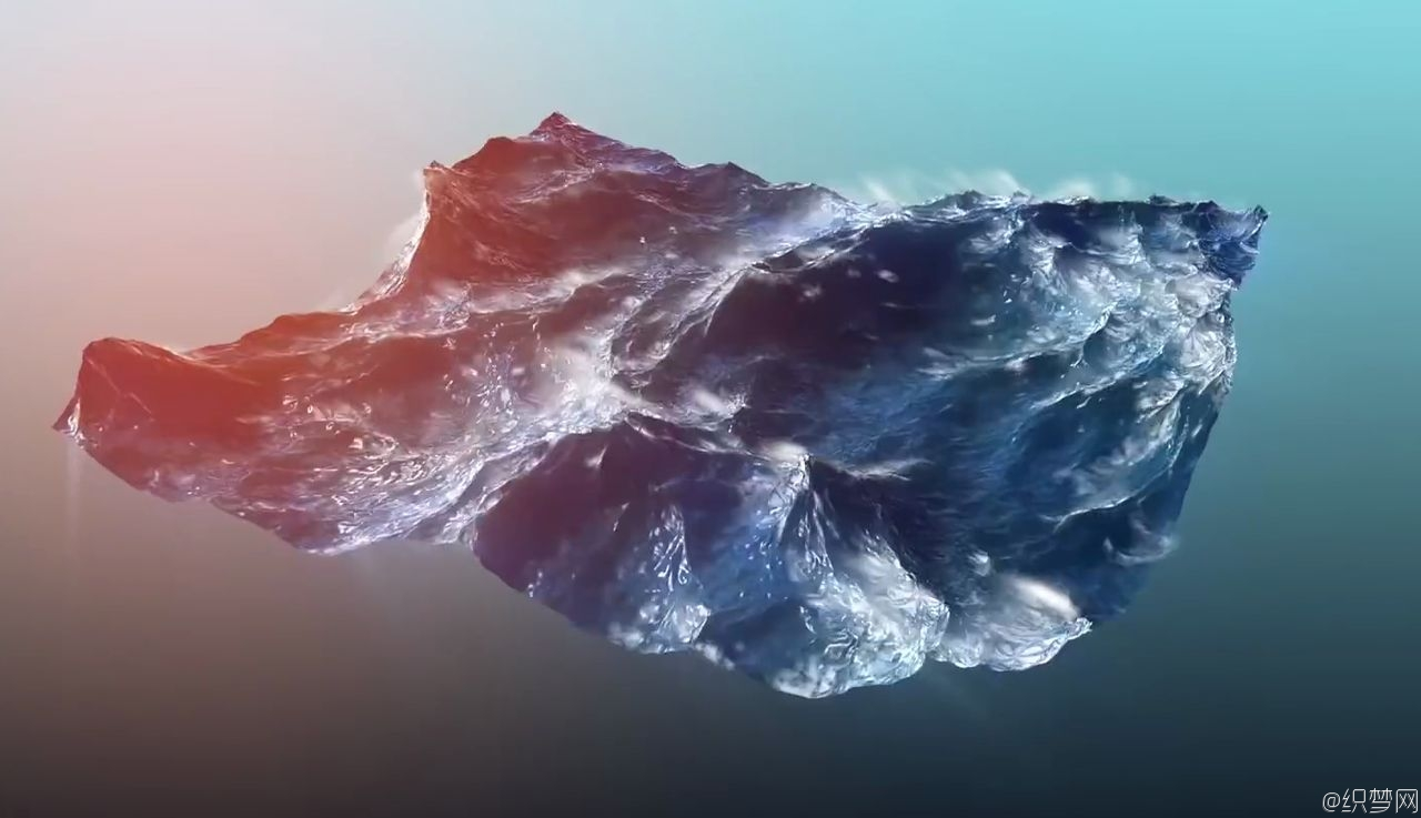 Cinema 4D制作逼真的海洋效果视频教程 - Creating a Realistic Ocean in Cinema 4D