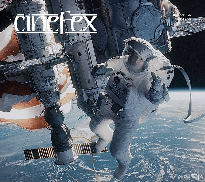 美国顶级特效杂志Cinefex第136期刊 - Cinefex Magazine - Issue 136 - Jan 2014
