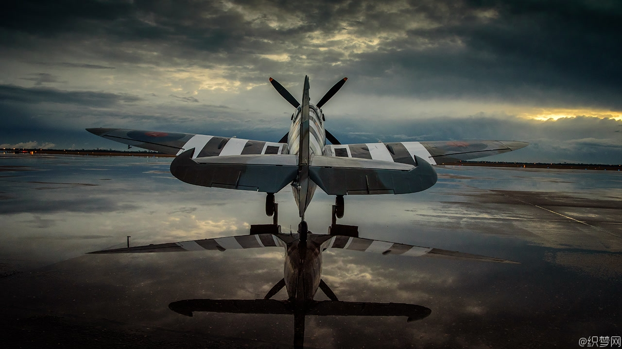 航拍照片处理视频教程 - Aviation Photography Post-Processing Historical Planes