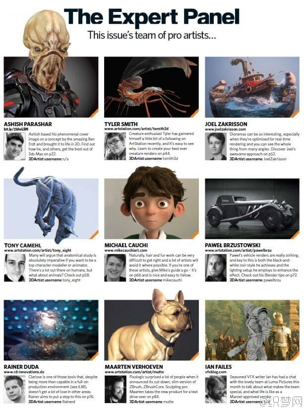 3D Artist - Issue 102 2016 PDF