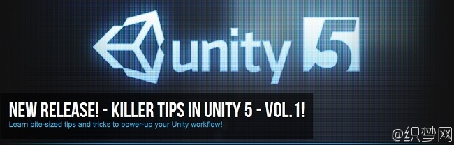 Unity 5操作提示技巧视频教程 V1 - Killer Tips In Unity 5 Volume 1 - 3DMotive