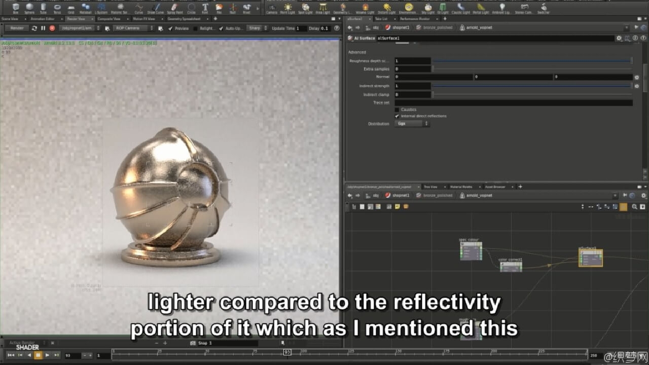 (Houdini Materials and Shaders Tutorial.MP4)[00.16.45.671].jpg