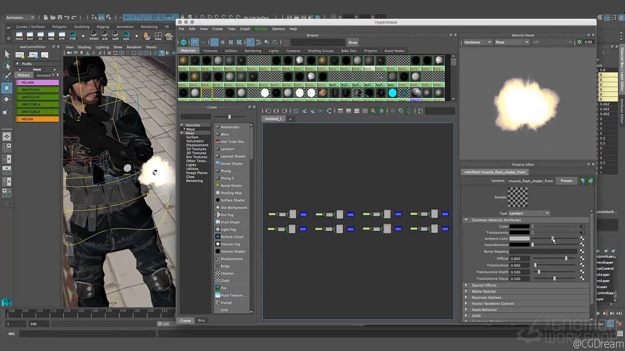 电影可视化预览视频教程 - Pre-Visualization for Film AE教程下载,预览图6