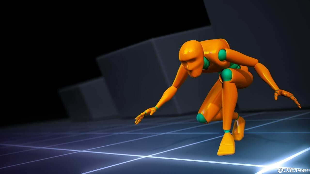 3ds max动画原理探索之立体图 - Exploring Animation Principles in 3ds Max - Solid Drawing
