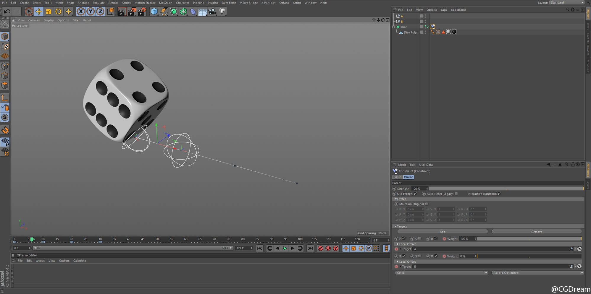 Cinema 4D骨骼绑定视频教程 - Learn Cinema 4D Rigging In One Day