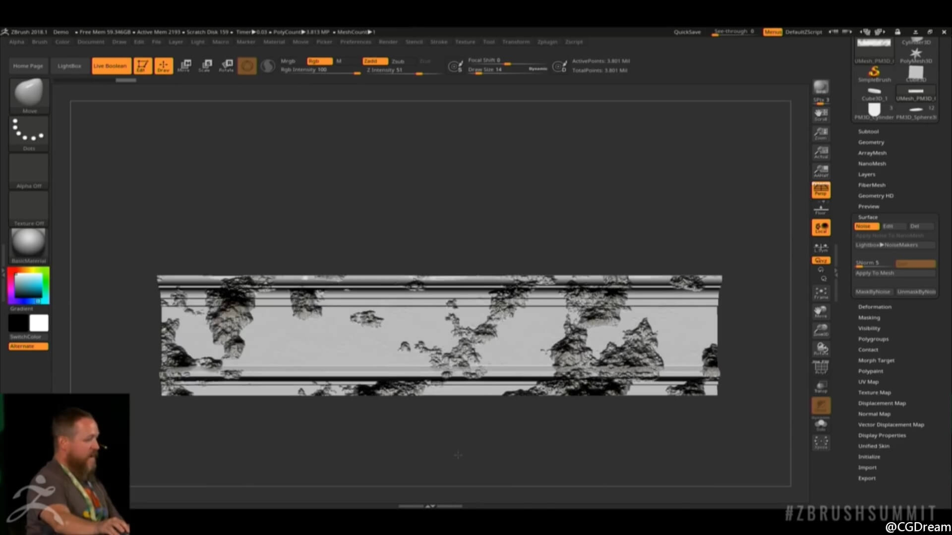ZBrush制作产品级角色模型及建筑场景模型教程 - Production Character & Environment Workflows in ZBrus ...