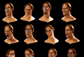 Maya角色面部绑定高级教程 - Character Facial Rigging in Maya