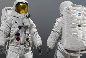 太空服高精度3D模型下载 – Spacesuit NASA Apollo 11 and Renderhub EMU NASA